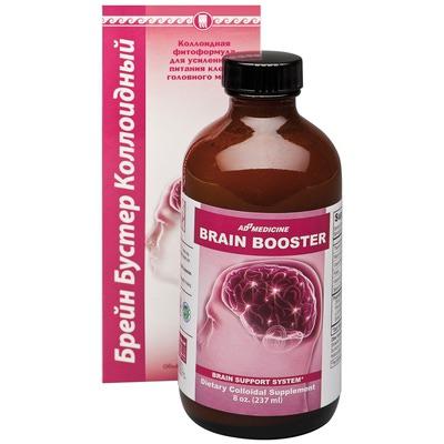 Брейн Бустер (Brain Booster) коллоидный